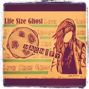 Life Size Ghost - Magnify