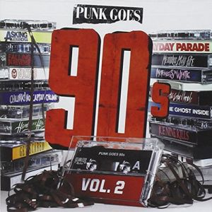 Punk Goes 90s Volume 2